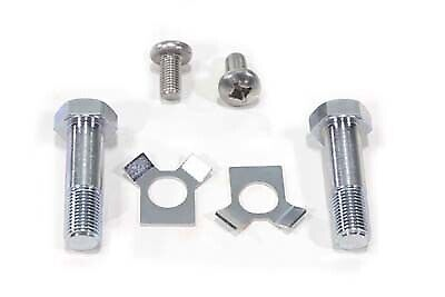 Top Triple Tree Tee Bolt and Lock Kit fits Harley Davidson,V-Twin 37-9170