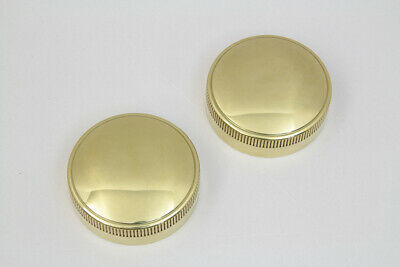 Replica Eaton Style Gas Cap Set Vented fits Harley Davidson,V-Twin 38-7054