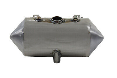 Rocket Oil Tank Raw fits Harley Davidson,V-Twin 40-0487
