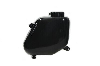 Side Oil Tank Black,for Harley Davidson motorcycles,by V-Twin