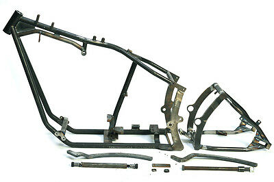 Wide Drive FXST Frame,for Harley Davidson motorcycles,by V-Twin