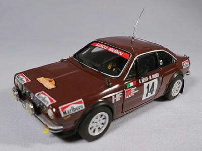 kit Lancia Beta Coupé Gr.4 #14 Rally Sanremo 1974 - Microsprint kit 1/43