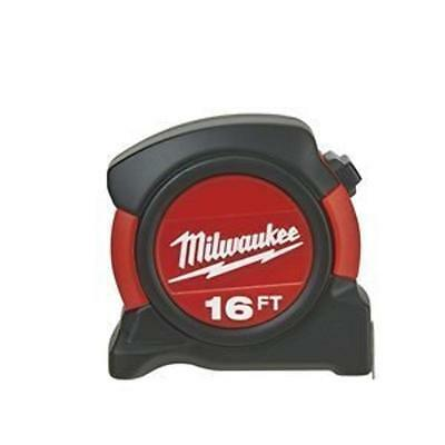 16' Heavy Duty Tape Measure Milwaukee Tape Measures and Tape Rules 48-22-5516