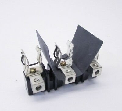 Cutler Hammer 4719A92G35 60A Fuse Clips Fused Disconnect Eaton NEW (Set of 2)