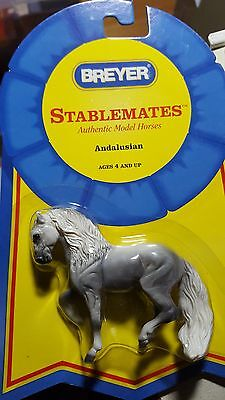 Breyer Stablemate - Andalusian - NEW - RETIRED