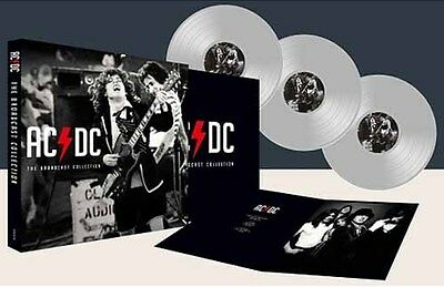 AC/DC - AC/DC Broadcast Collection (Limited 3LP Clear Vinyl Box Set) in Stock
