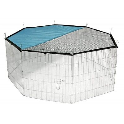 XPet Large 8 Panel Outdoor Pet Playpen Enclosure Puppy Rabbit Cage Run Guinea