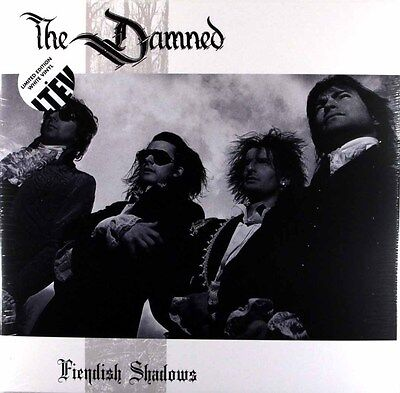 The Damned - Fiendish Shadows (Limited 2 x White Vinyl LP)