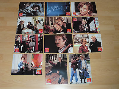 TRULY MADLY DEEPLY - set of 12 lobby cards ´91 - ALAN RICKMAN