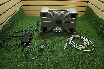 Accusport Vector Golf Launch System Monitor SVS150 Very Nice