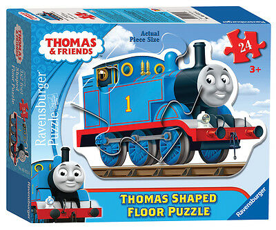 05372 Ravensburger Thomas Shaped Giant Floor Puzzle 24pc [Children's Jigsaw]