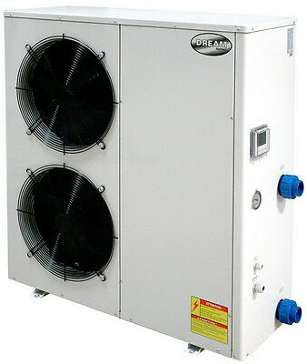 New Swimming Pool Air Source Heat Pump Heater 28Kw Rrp £3999