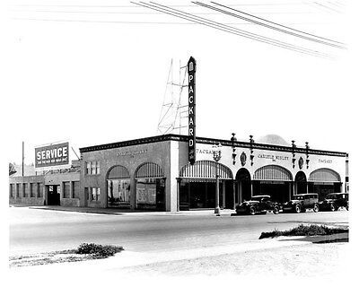 1927 Packard Motors ORIGINAL Factory Photo Carlyle Nibley ouc0303