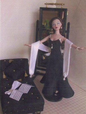 """Affordable designs patterns fits 15-16"""" fashion dolls """"Piano Recital"""""""