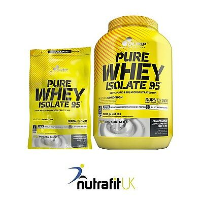 OLIMP PURE WHEY ISOLATE 95 protein WPI