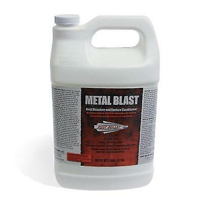 Rust Bullet Clear Liquid Metal Blast Rust Treatment and Rust Remover, One New