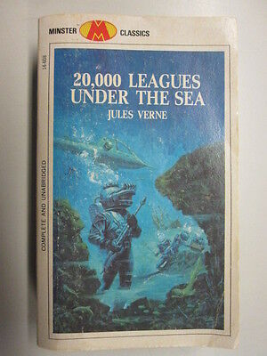 Acceptable - 20,000 Leagues Under the Sea - Verne, Jules 1968-01-01 Minster Clas