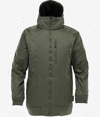 BURTON Men's JUST Snow Jacket - Keef - Large - NWT