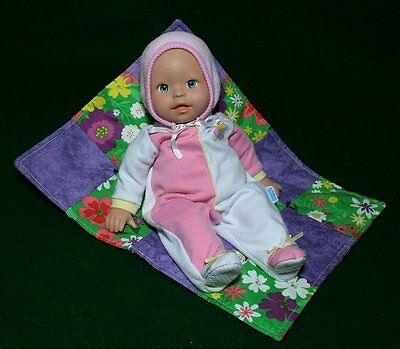 """Fisher Price baby doll 15"""" original clothing"""