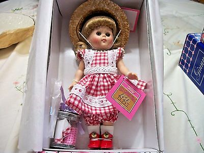 Vintage Ginny Doll Mint In Original Box Ginny The Wavette Hair Dol 50 Years 2001