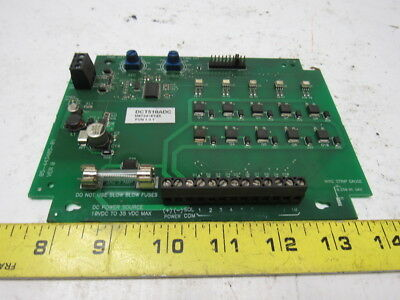 Dwyer DCT510ADC Timer Board Card Circuit Board PCB