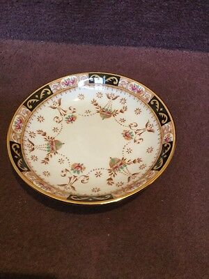 Queens China Olde England Shallow Dish
