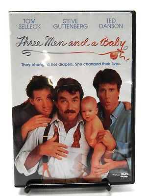 Three Men And A Baby - DVD Movie