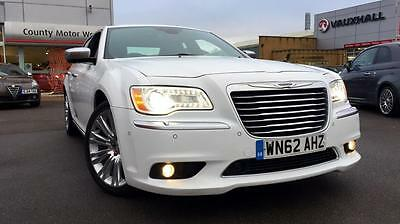 2012 Chrysler 300C 3.0 V6 CRD Executive Automatic Diesel Saloon