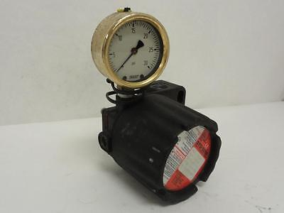161708 Used, Thermo-Electron STD513M Current-to-Pressure (I/P) Transducer W/Gaug