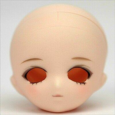 Parabox 1/6 Bjd Female 11cm 21-25cm Obitsu Figure Patined Head S-Angela (White)