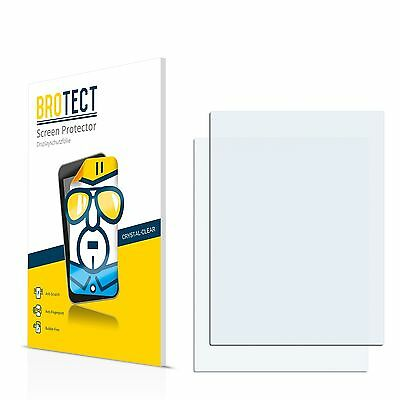2x BROTECT Screen Protector for Colorfly Pocket HiFi C3 Protection Film