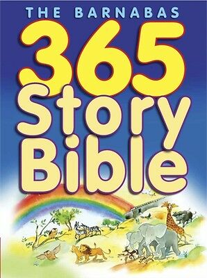 The Barnabas 365 Story Bible (Hardcover), Wright, Sally Ann, 9780857463531