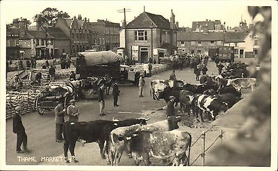 Thame Market # 1 by Thame Photographic Studios.