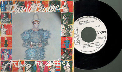 Bowie David - Ashes to ashes/Move on