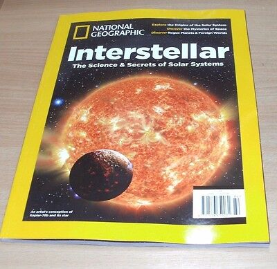 National Geographic magazine Special 2017 Interstellar Science&Secrets of Solar
