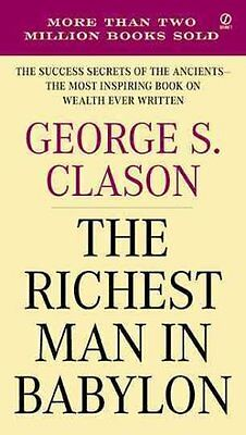 The Richest Man in Babylon by George S. Clason 9780451205360 (Paperback, 2002)