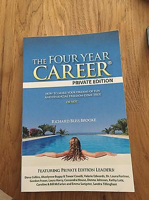 The Four Year Career by Richard Bliss Brooke PDF