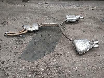 2012 AUDI A5 3.0 Petrol Exhaust Tail Pipe 333