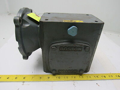 Boston Gear Worm Gear Box Speed Reducer 30:1 Ratio 56C