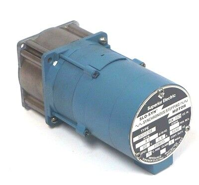 New Superior Electric Ss221Ctg9 Stepping Motor B216075