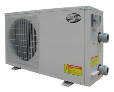 New Swimming Pool Air Source Heat Pump Heater 8Kw Rrp £1399