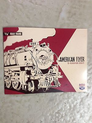 2017 American Flyer Lines S Gauge Train Catalog Lionel  43 PAGES