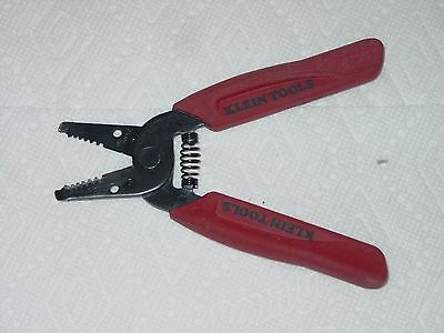 """Klein Tools  Wire Stripper / Cutters - 11046 - 6-1/4"""" Long"""