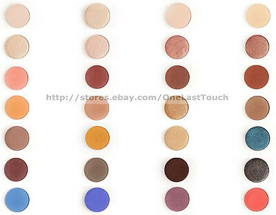 COLOURPOP EyeShadow PRESSED POWDER Older Colors/Not Spongy *YOU CHOOSE* As-Is 1a