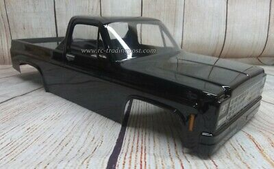 1980 Chevy Custom Painted 1/8 RC Monster Truck Body For E-Maxx/E-Revo/Revo/MGT