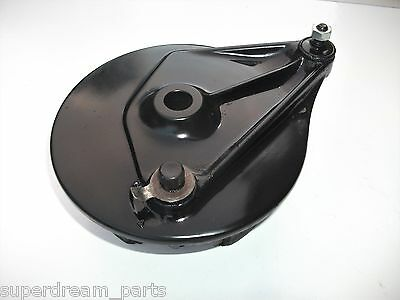 Honda Superdream Cb250N Cb400N - Original Fit Rear Drum Brake Unit Complete