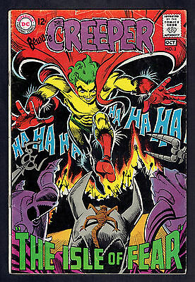 1968 DC Beware the Creeper #3 VG