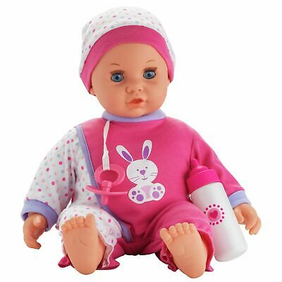 Chad Valley Babies to Love Lily Interactive Doll.