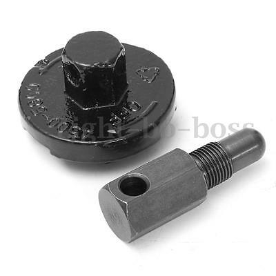 14mm Piston Stop Chainsaw Clutch Flywheel Removal Tool For Husqvarna Stihl Echo