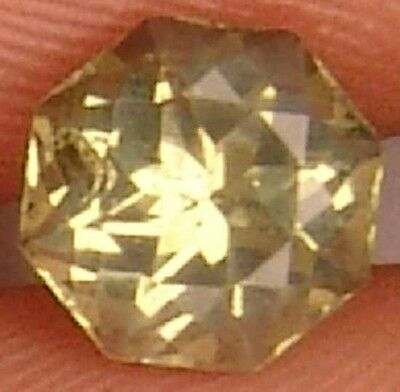 Super Cut Unique Round Octagon 1.10Cts Natural Kornerupine Gem 11060186